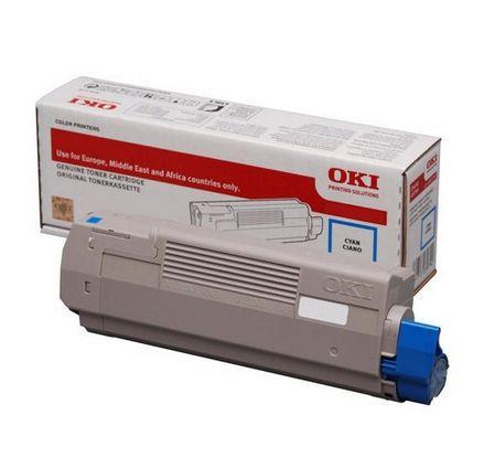 OKI 46471103 Toner 7000paginas Cian toner y cartucho laser