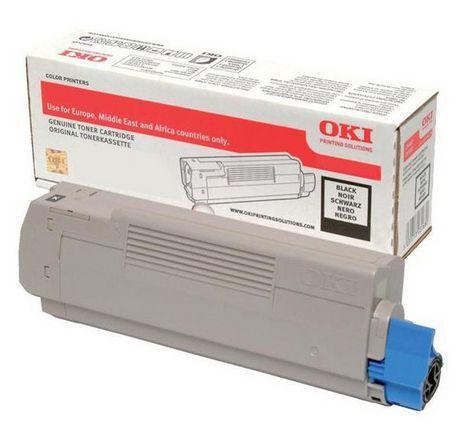 OKI 46471104 Toner 7000paginas Negro toner y cartucho laser