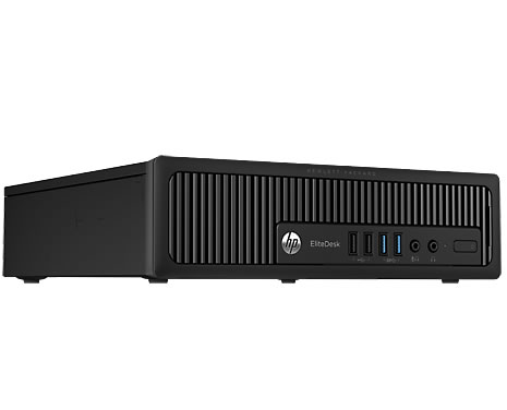 Pc Hp Elitedesk 800 G1 Con Factor De Forma Reducido H5u03ea