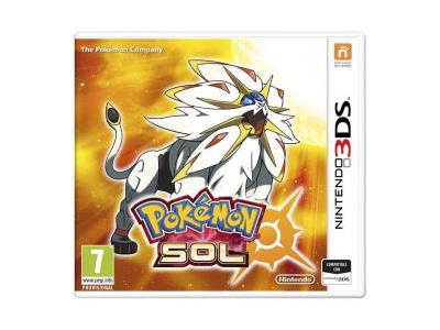 Ver POKEMON SOL 3DS