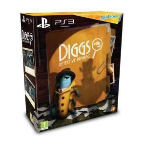 Ps3 Diggs Night Crawler Completo