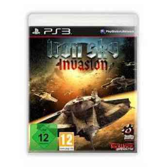 Ps3 Iron Sky Invasion