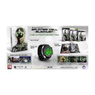 Ps3 Splinter Cell Blacklist Ultimatum Edition