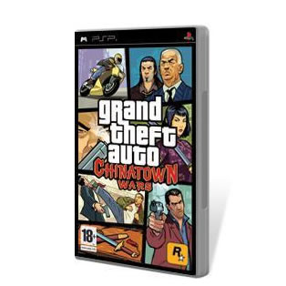 Psp Grand Theft Auto Chinatown Wars