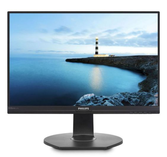 Ver Philips Brilliance Monitor LCD con puerto USB 241B7QUPEB