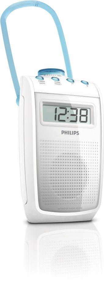 Ver Philips Radio para bano AE2330