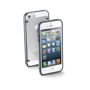 Protector Iphone 5 Cellular Line Bumpplusiphone5bk