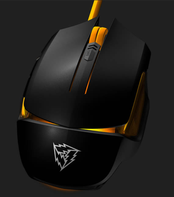 Ver THUNDERX3 TM10 NARANJA GAMING