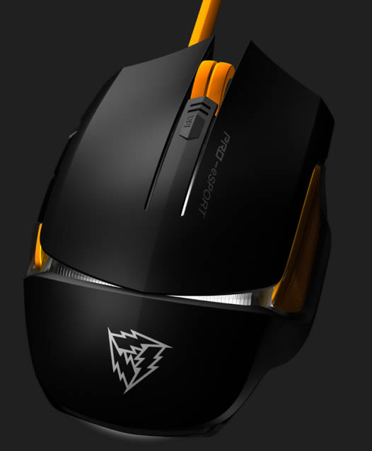 Ver THUNDERX3 TM20 NARANJA GAMING