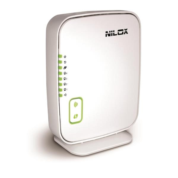 Router Adsl2 Nilox 16nxrw1430001