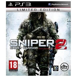 Sniper Ghost 2 Warrior Ps3