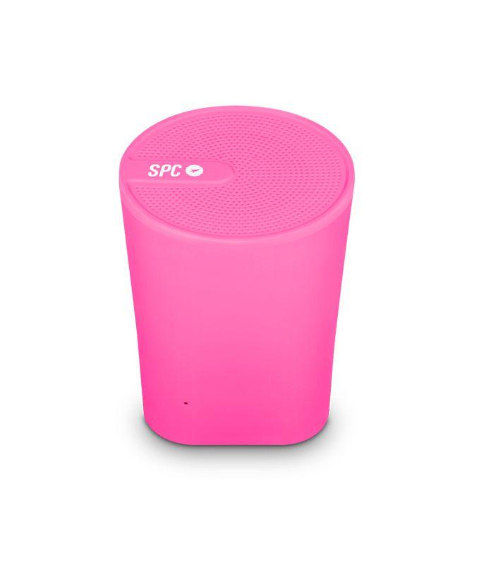 Ver SPC Nano Speaker Altavoz Portatil Rosado 4404P