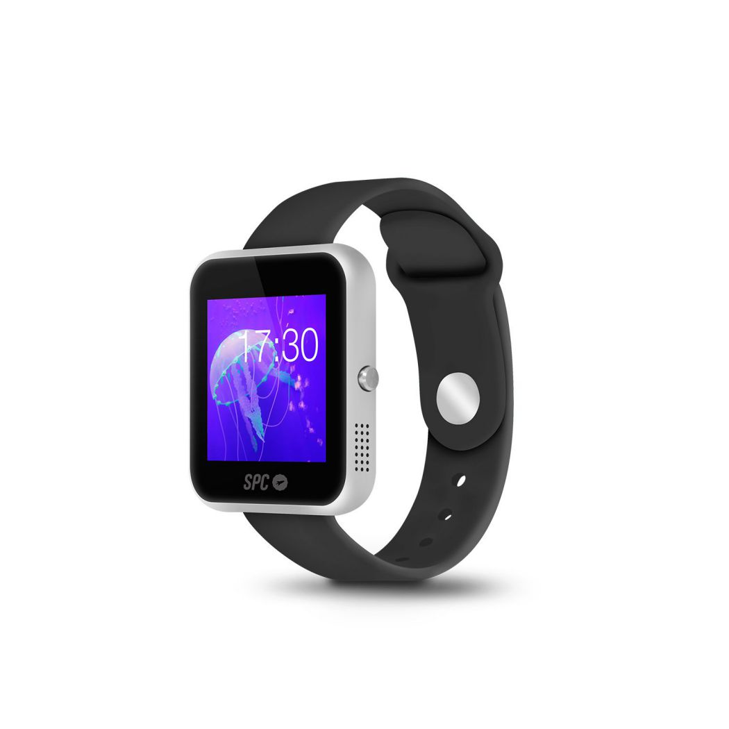 Ver SPC Smartee Watch Slim Plata