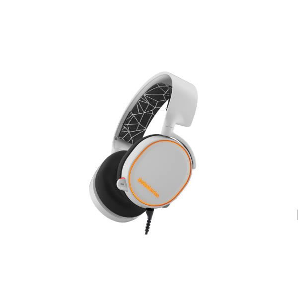 Ver STEELSERIES ARCTIS 5 BLANCO