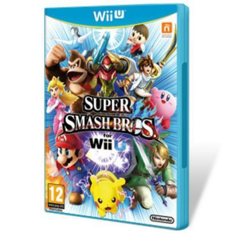 Ver SUPER SMASH BROS WII U