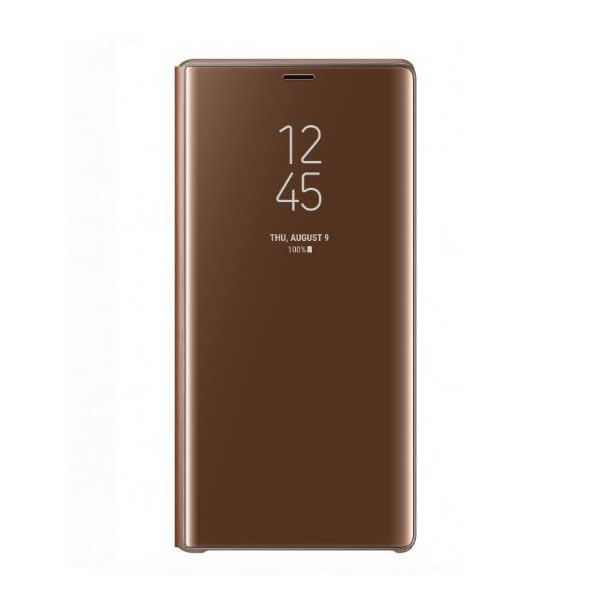 Samsung CLEAR VIEW STANDING COVER GALAXY NOTE 9 MARRON