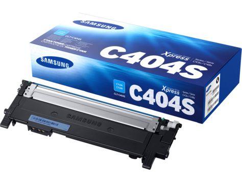 Samsung Clt C404s Toner De Laser 1000paginas Cian