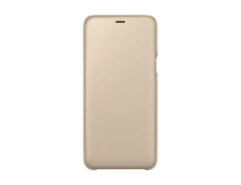 Samsung EF WA605 6 Funda cartera Oro