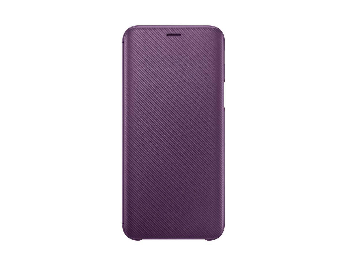 Samsung EF WJ600CEEGWW 5 6 Funda cartera Purpura