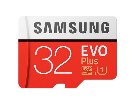 Samsung EVO Plus MB MC32G 32GB MicroSDHC UHS I Clase 10