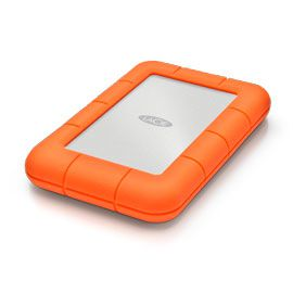 Ver Seagate Rugged Mini 500GB Naranja