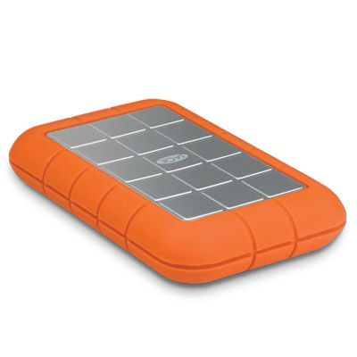 Ver Seagate Rugged Triple 500GB Naranja Plata