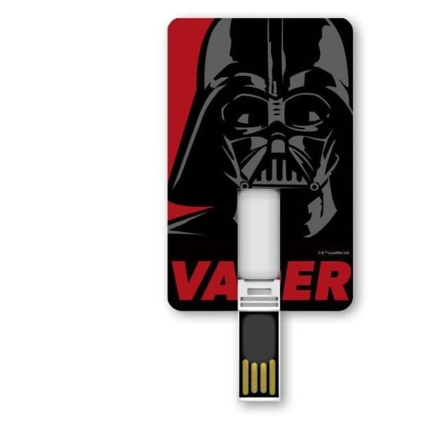 Ver Silver HT ICONIC CARD STAR WARS 8GB
