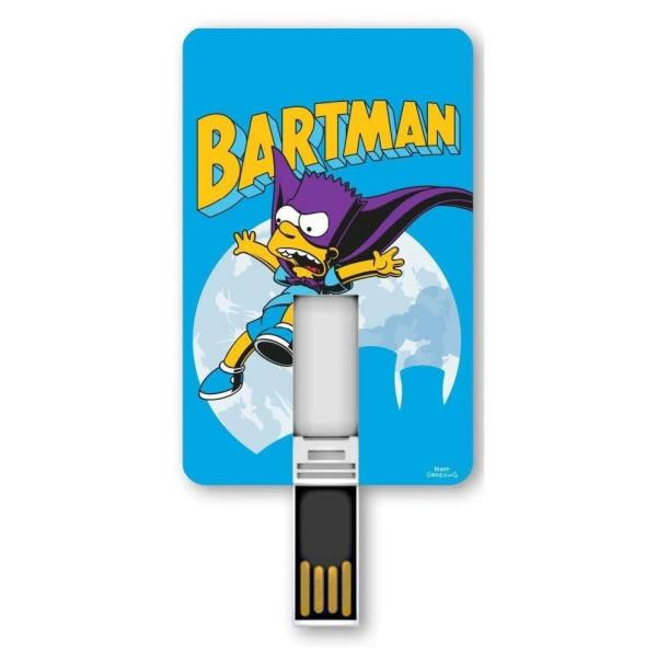 Ver Silver HT THE SIMPSONS bartman 8 gb