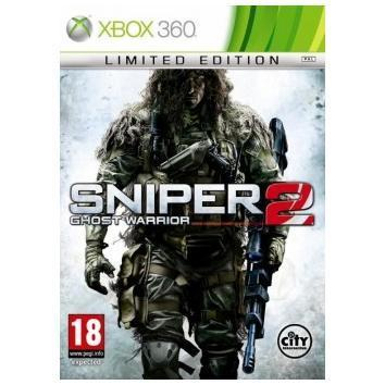 Sniper Ghost Warrior 2 Xbox
