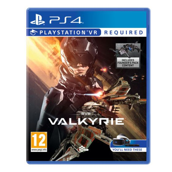Ver Sony EVE Valkyrie PS4 Basico PlayStation 4 Espanol
