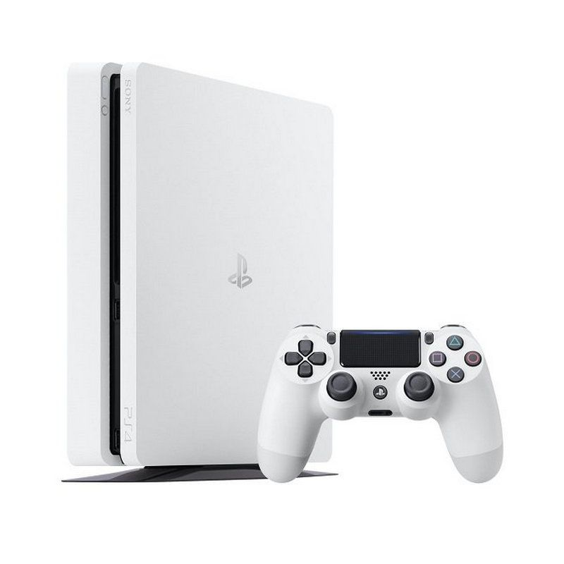 Ver Sony PlayStation 4 Slim 500GB BLANCA