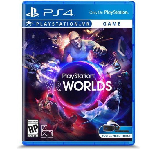 Sony PlayStation VR Worlds PS4 Basico PlayStation 4 Espanol