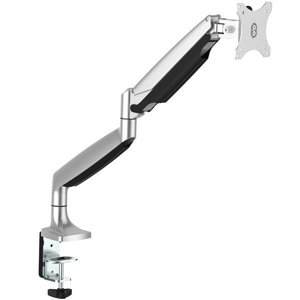 StarTechcom Brazo de Montaje en Escritorio para Monitor  Articulado con Movimiento  de Servicio Pesado con Aluminio