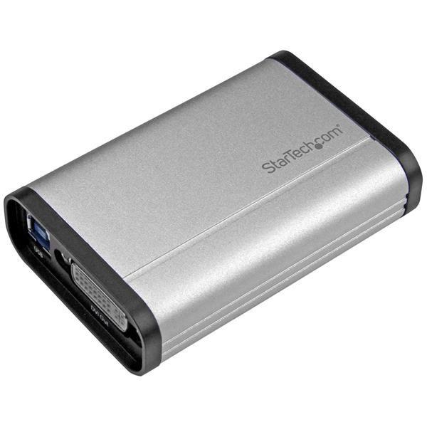 Startechcom Capturadora De Video Usb 3 0 A Dvi Usb32dvcapro