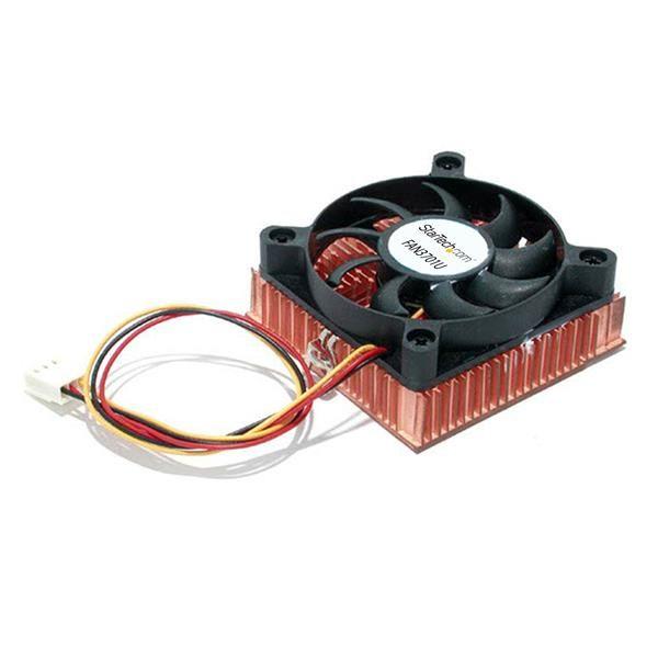 Ver StarTechcom FAN3701U ventilador de PC Procesador Enfriador