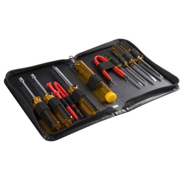 StarTechcom Juego Kit Set Herramientas Reparacion Ordenadores 11 piezas Estuche Torx Phillips Plano