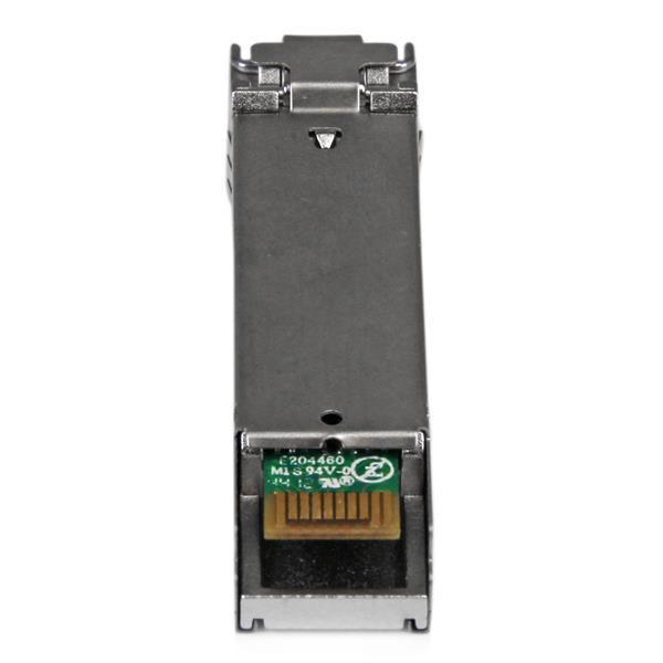 Ver StarTechcom Modulo Transceptor de Fibra Monomodo Multimodo Gigabit SFP 1310nm Compatible Cisco  Mini GBIC 10km