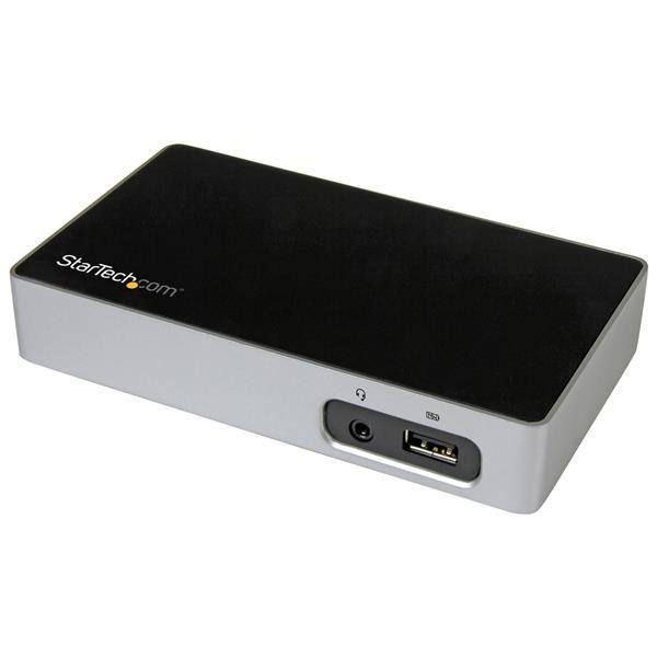 Ver StarTechcom Replicador de Puertos DisplayPort 4K a USB 3 0