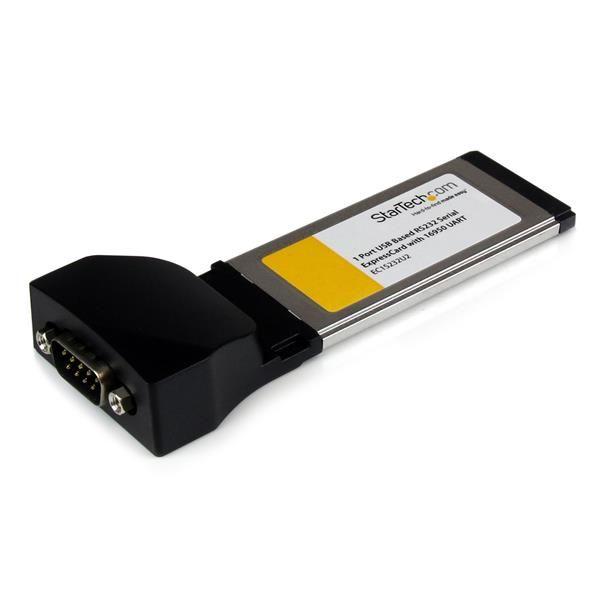 StarTechcom Tarjeta Adaptadora ExpressCard