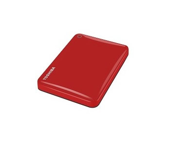 Ver Toshiba Canvio CONNECT II 1TB RED