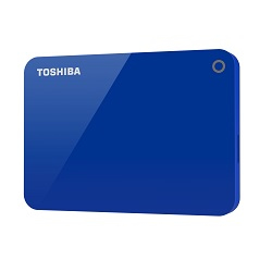 Toshiba Canvio Advance 2000GB Azul