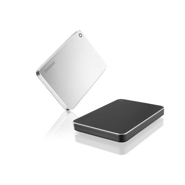 Ver Toshiba Canvio Premium 1TB dark grey