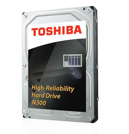 Toshiba N300 4tb 3 5 4000 Gb Serial Ata Iii