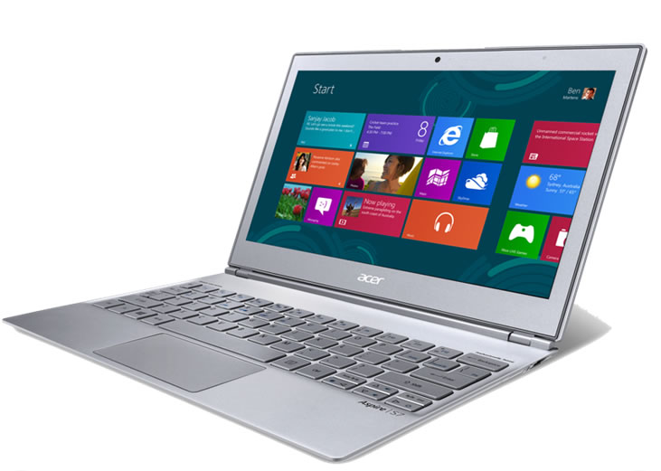 Ultrabook Acer Aspire S7-191-73534g25ass Nxm42eb010