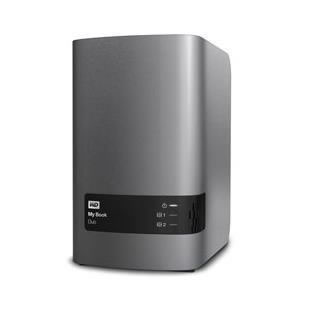 Ver WESTERN DIGITAL 4TB My Book Duo Desktop RAID