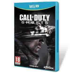 Wii Ucall Of Duty Ghosts