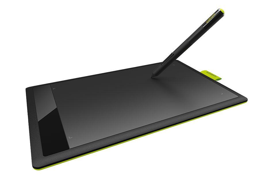 Wacom One 2540lineas por pulgada 216 x 135mm USB Negro