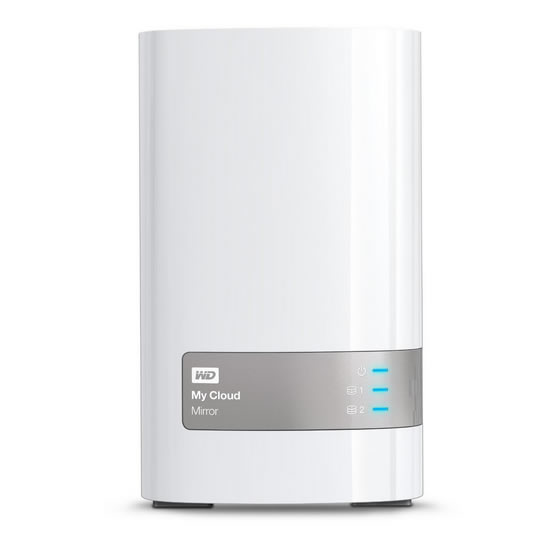 Ver Western Digital MY CLOUD MIRROR 8TB GEN 2