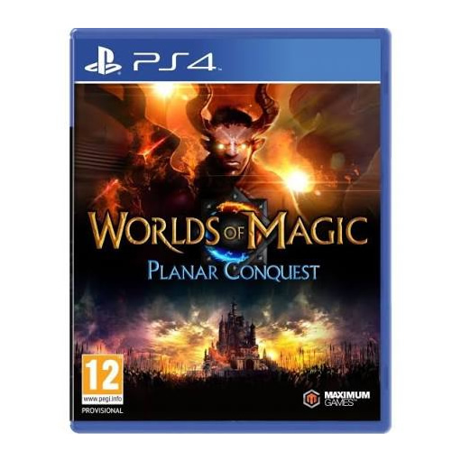 Ver Worlds of Magic planar Conquest PS4 Game