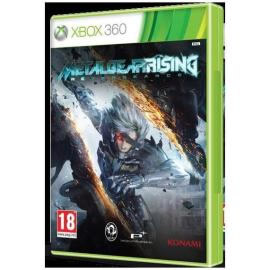 Xbox Metal Gear Rising Revenanc